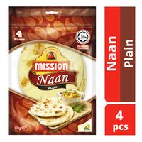 Mission Naan - Plain