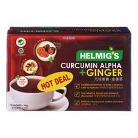 Helmig's Curcumin Alpha + Ginger
