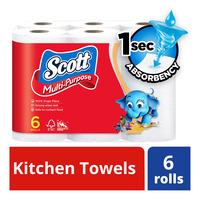 Scott Kitchen Towel Rolls
