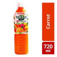 Kagome Bottle Juice - Carrot