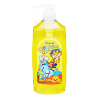 Follow Me Kids Shampoo & Bath Wash - Mango Tango