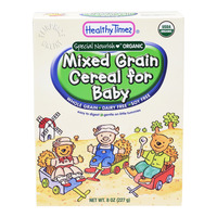 Healthy Times Organic Baby Cereal - Mixed Grain