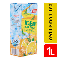 Yeo's Carton Drink - Iced Lemon Tea