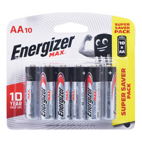 Energizer Alkaline Battery - Max (AA)