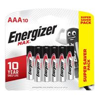 Energizer Alkaline Battery - Max (AAA)
