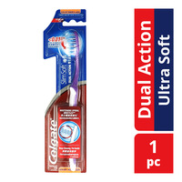 Colgate Slim Soft Toothbrush - Dual Action