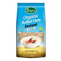 Anzen Organic Rolled Oats - Instant