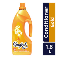 Comfort Ultra Fabric Conditioner - Aromatherapy Gold