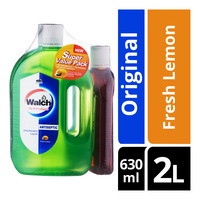 Walch Antiseptic Germicide - Fresh Lemon + Original
