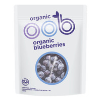 OOB Organic Frozen Berries - Blueberries