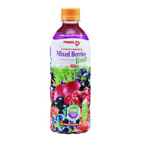 Pokka Bottle Drink - Mixed Berries & Carrot