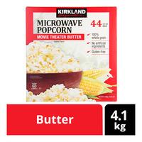Kirkland Signature Microwave Popcorn - Butter
