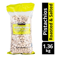 Kirkland Signature Pistachios - Roasted & Salted