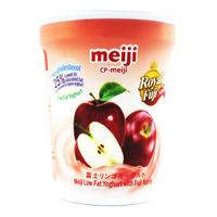 Meiji Low Fat Yoghurt - Royal Fuji Apple