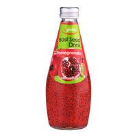 Uglobe Bottle Drink - Basil Seed Pomegranate