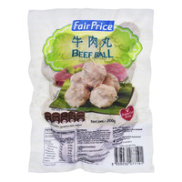 FairPrice Beef Ball