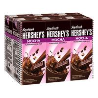 Soyfresh Hershey's Soya Packet Milk - Mocha