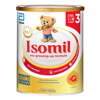 Abbott Isomil Growing Up Soy Milk Formula - Step 3