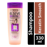 L'Oreal Paris Elseve Shampoo - Keratin Smooth
