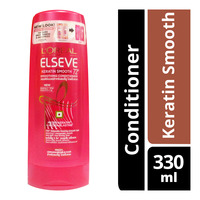 L'Oreal Paris Elseve Conditioner - Keratin Smooth
