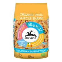 Alce Nero Organic Durum Wheat Pasta - Vehicle Shapes
