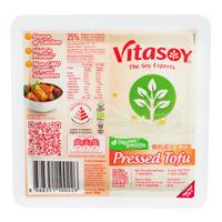 Vitasoy Premium Organic Sprouted Tofu - Pressed