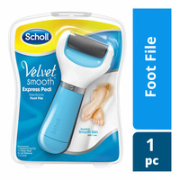 Scholl Velvet Foot File Gadget