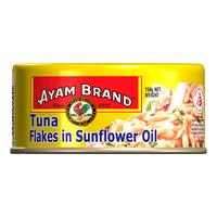 Ayam Brand Tuna Flakes - Sunflower Oil