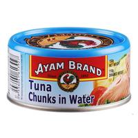 Ayam Brand Tuna Chunks - Water