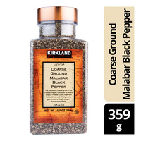 Kirkland Signature Coarse Ground Malabar Black Pepper