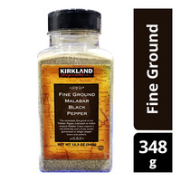 Kirkland Signature Malabar Black Pepper - Fine Ground