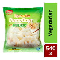 Tai Wang Frozen Dumplings - Vegetarian