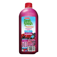 Marigold Peel Fresh Bottle Juice - Powerberries (No Sugar)