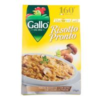 Gallo Risotto Pronto - Porcini Mushroom