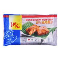 WK Muar Fish Otah - Chunky