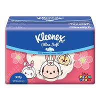 Kleenex Ultra Soft Tissue Soft Pack - TsumTsum(3ply)