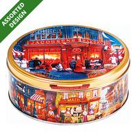 Jacobsens Butter Cookies - Scenes of Europe
