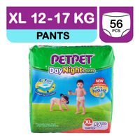 Pet Pet Day Night Pants - XL (12 - 17kg)