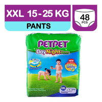 Pet Pet Day Night Pants - XXL (15 - 25kg)