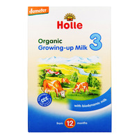Holle Organic Growing Up Milk Formula - Step 3