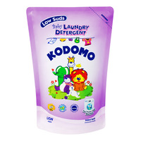 Kodomo Baby Laundry Detergent Refill - Low Suds