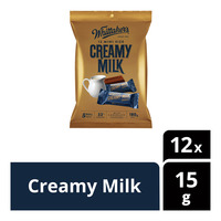 Whittaker's Mini Milk Chocolate Bar - Creamy Milk