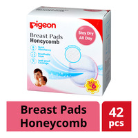 Pigeon Breast Pads Honeycomb 36S + Free 6S