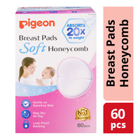 Pigeon Breast Pads Soft Honeycomb
