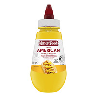 MasterFoods Mustard - Mild American