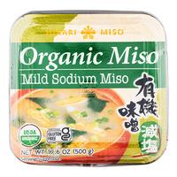 Hikari Miso Organic Paste - Mild Sodium