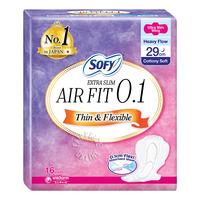 Sofy Extra Slim 0.1 Night Wing Pads - Heavy (29cm)