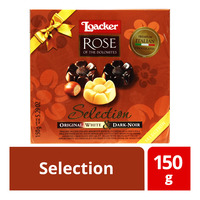 Loacker Rose of The Dolomites Chocolate - Selection