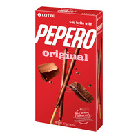 Lotte Pepero Stick Biscuits - Original