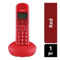 Panasonic Digital Cordless Phone - Red